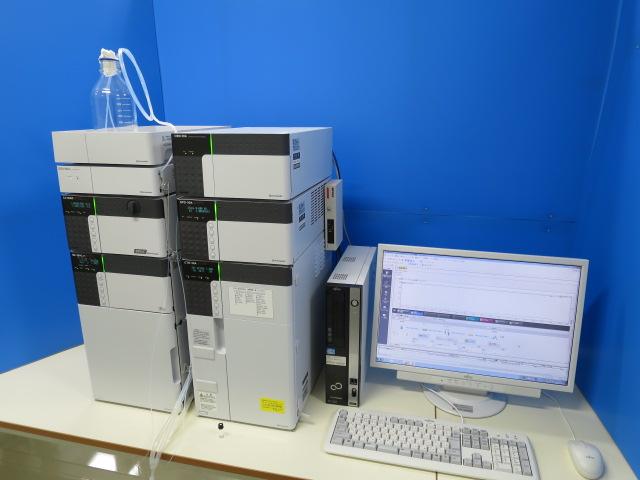 島津製作所 高速液体クロマトグラフ Prominence LC20