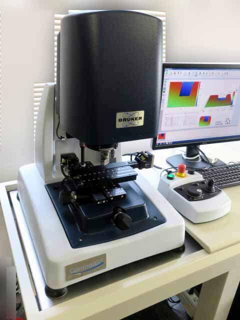 BRUKER 3D Optical Microscope contourGT-K
