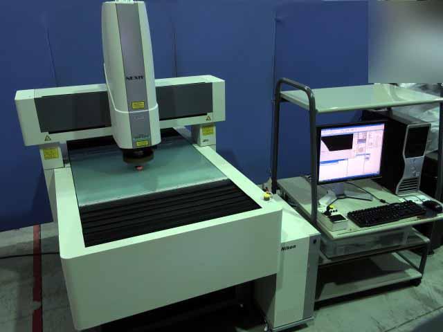 ニコン CNC画像測定システム NEXIV VMR-R6555