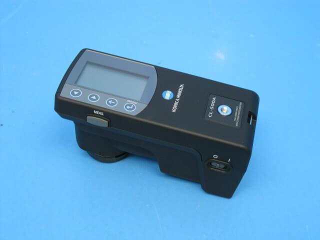 コニカミノルタ 分光放射照度計 CL-500A