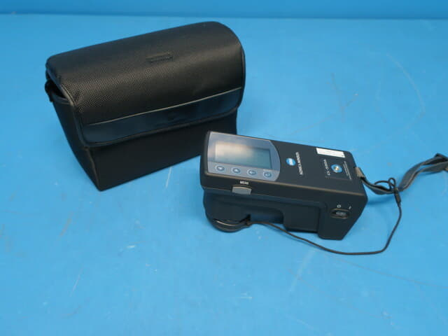 KONICA MINOLTA Illuminance Spectrophotometer CL-500A