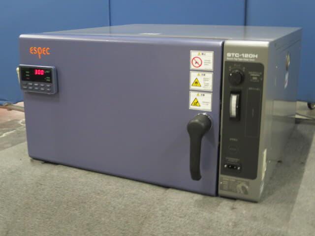 エスペック 小型クリーンオーブン stc-120h