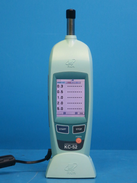 RION Airborne Particle Counter KC-52