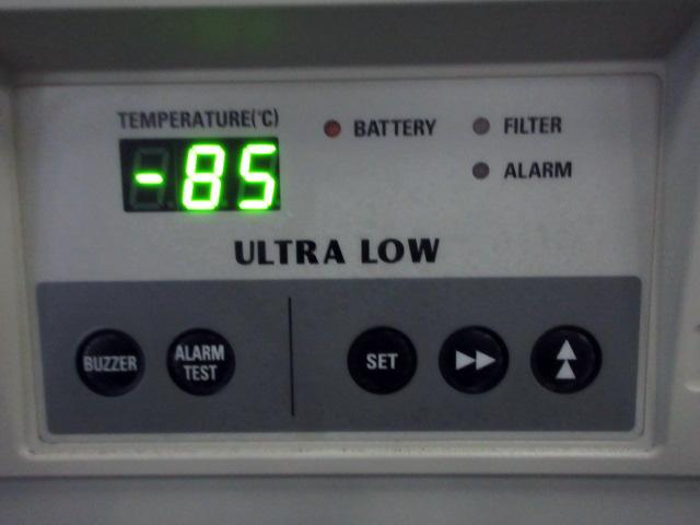 三洋電機 超低温フリーザー mdf-u384