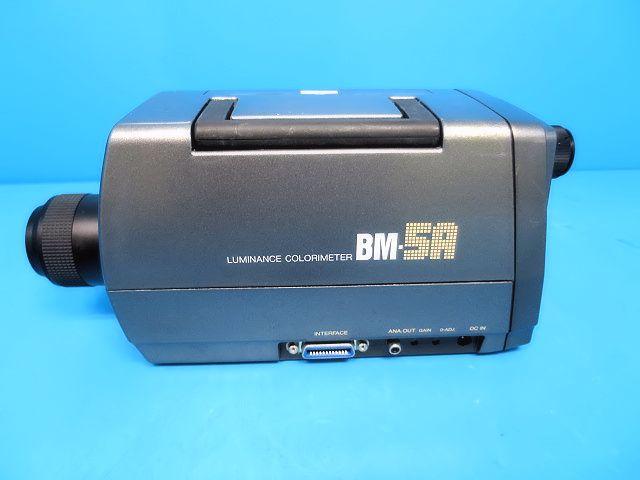 トプコン/色彩輝度計/BM-5A