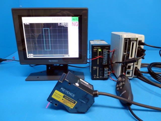 キーエンス 高精度2次元レーザ変位計 LJ-G5000