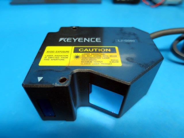 keyence High-accuracy 2D Laser Displacement Sensor LJ-G