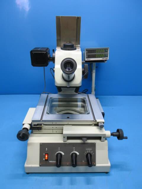 Mitutoyo Measuring Microscope MF