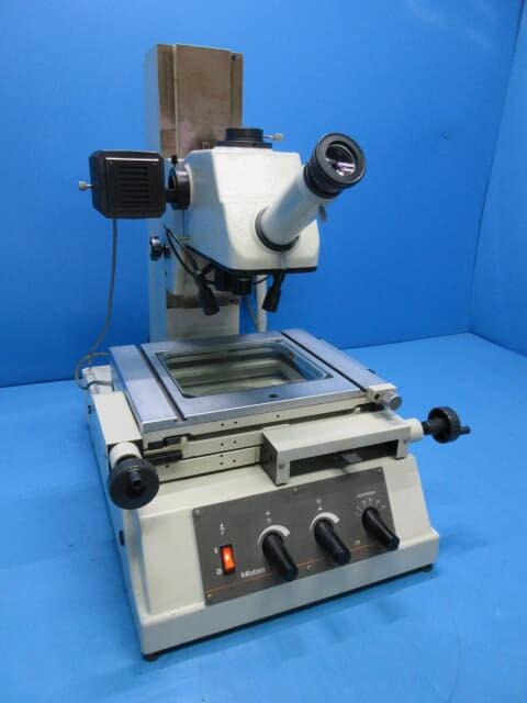 MITUTOYO 顕微鏡 MF1050