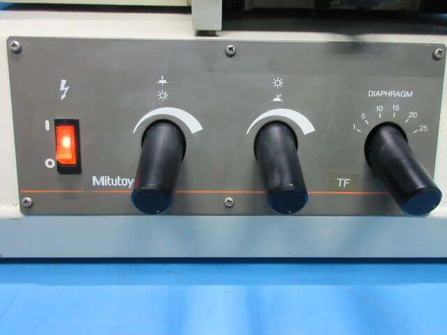 mitutoyo 測定顕微鏡 mf-1050