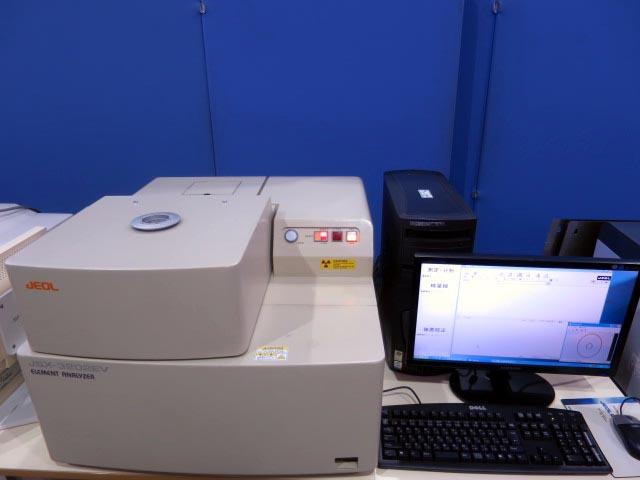日本電子 エレメントアナライザ JSX-3202