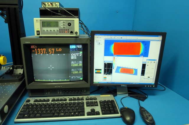 神津精機 表面形状測定システム Dycoceシリーズ