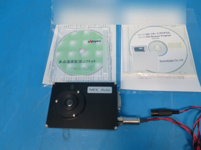NEC AVIO ネットワークサーモグラフィ S30W