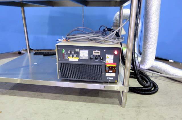 ウシオ電機 紫外線硬化装置