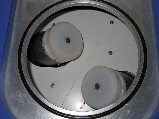 Vacuum Mixing & Degassing Mixer