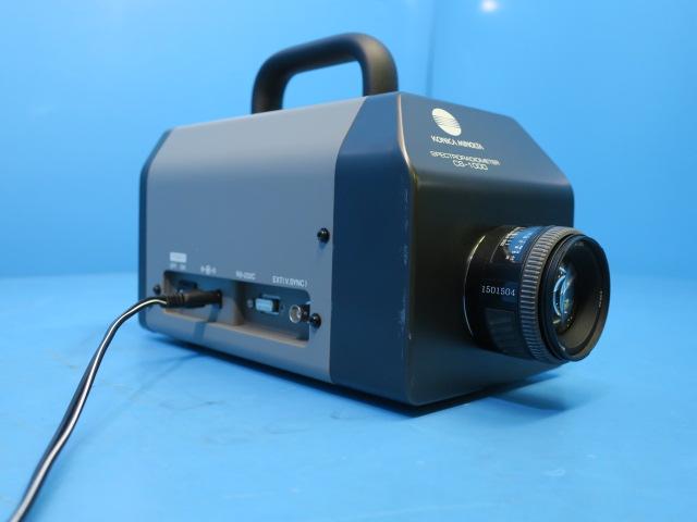 コニカミノルタ/分光放射輝度計/CS-1000A