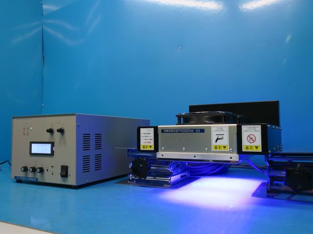 紫外線照射装置/紫外線照射/UV cure light/EYE GRAPHICS/eye graphics
