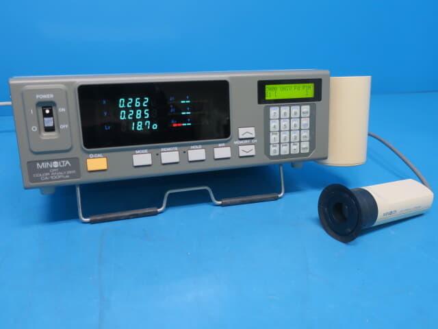 コニカミノルタ CRTカラーアナライザー/CA-100Plus/crtカラーアナライザー/CA-100PLUS/ca-100plus/