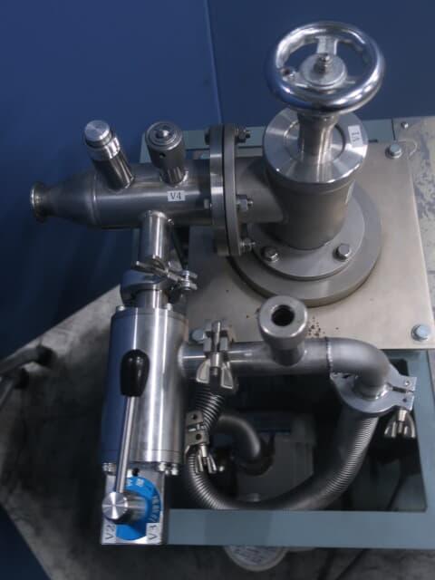 小型高真空排気装置/小型真空排気装置/HIGH VACUUM PUMPING SYSTEM