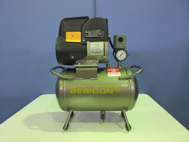 hitachi industrial equipment systems super Oil free scroll compressor 0.2le-8s