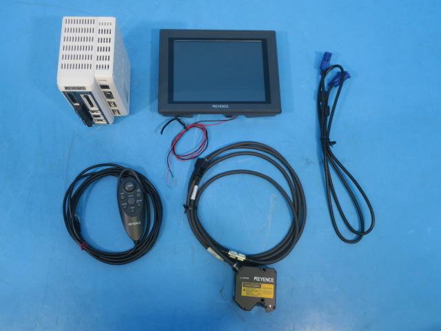 キーエンス/2次元レーザー変位計/LJ-G5000
