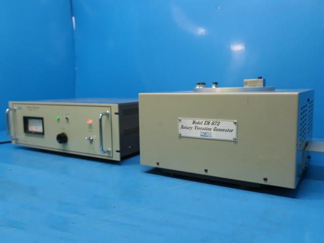 エミック/回転振動試験装置/EM-876