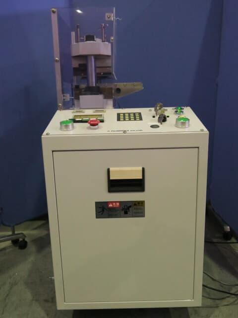 FUJI SHOKO MACHINERY ロール材打抜 Film punching press UDP-3000