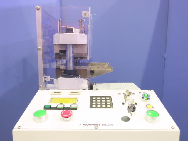 富士商工マシナリー ダイイングプレス 連続プレス UDP-3000