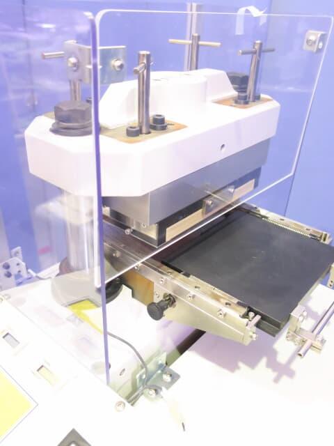 fuji shoko machinery dieing machine UDP-3000