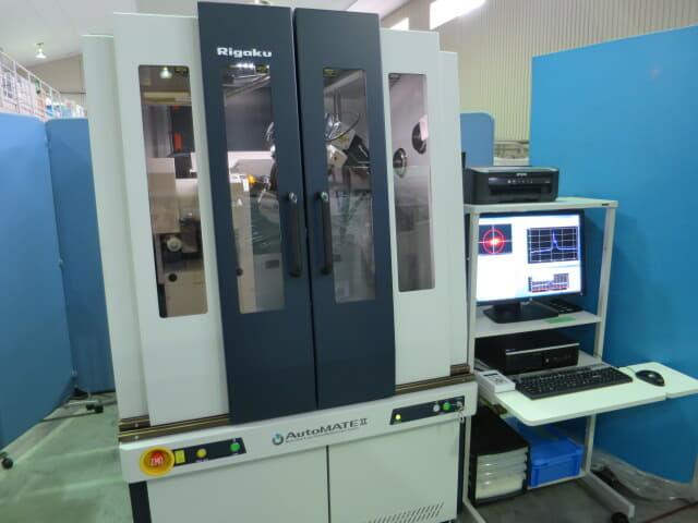 リガク 微小部X線応力測定装置 AutoMATEⅡ