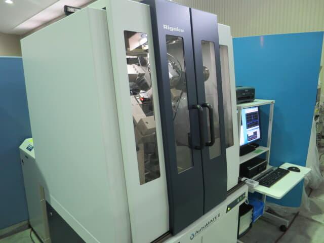 rigaku 微小部X線応力測定装置 AutoMATEⅡ