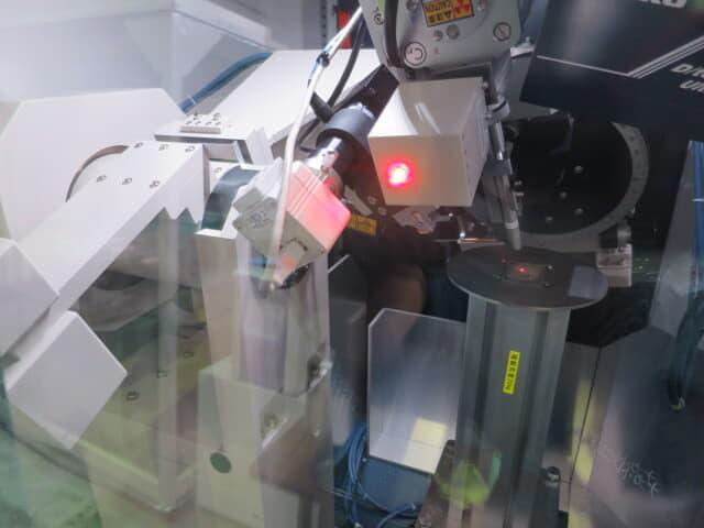 残留応力測定装置 AutoMATE