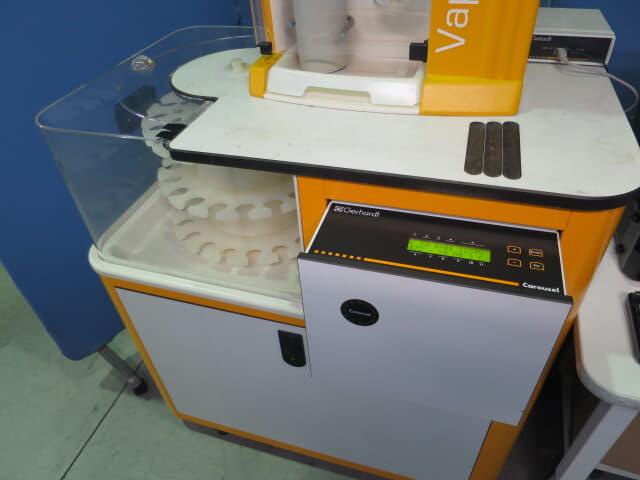 ケルダール分析装置 窒素分析 タンパク質分析