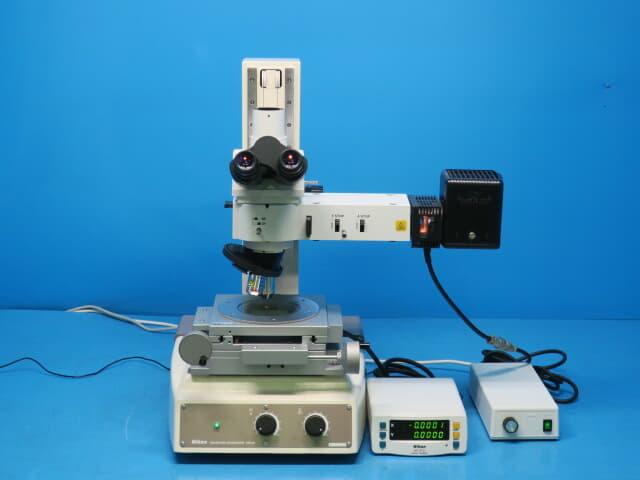 ニコン 測定顕微鏡 MM-40 2U