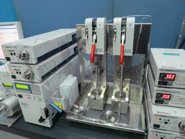 超臨界CO2残留農薬抽出システム SFE