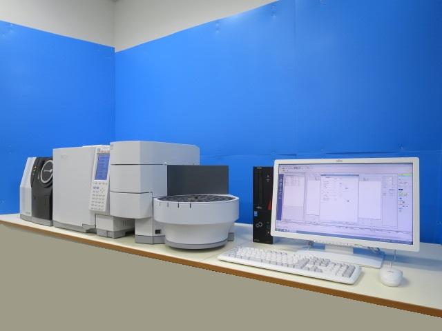 島津製作所 ガスクロマトグラフ質量分析計 HS-20Trap GCMS-TQ8040 ESI