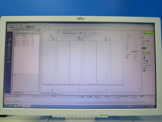 理化学機械 試験分析機器 島津製作所 gcms