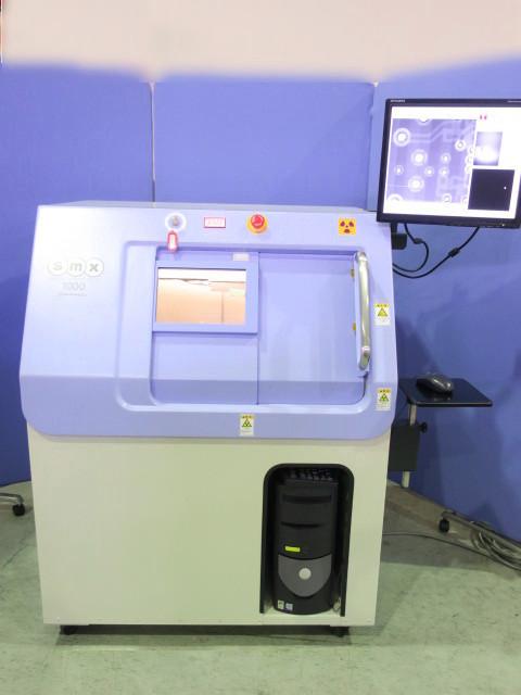 SHIMADZU Microfocus X-Ray Fluoroscopy System SMX-1000