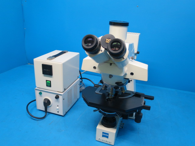 ZEISS 生物顕微鏡 アクシオスコープ