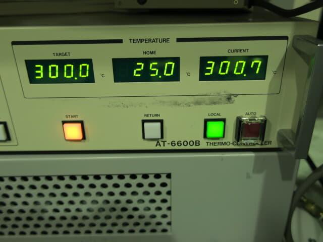 ASTRO 解析用マニュアルプローバー SE-6003