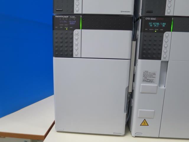 LC-30 液クロ HPLC たんぱく質