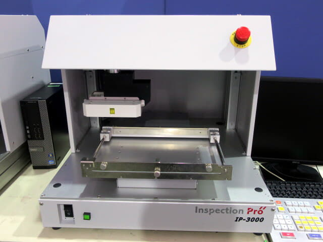 WIT Visual Inspection System Inspection Pro IP-3000