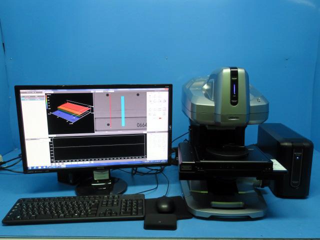 キーエンス ワンショット3D形状測定機 VR-3000