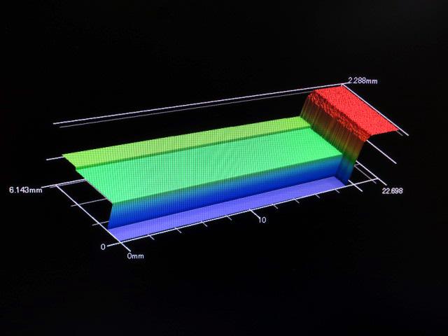 キーエンス 表面形状解析装置 VR-3000