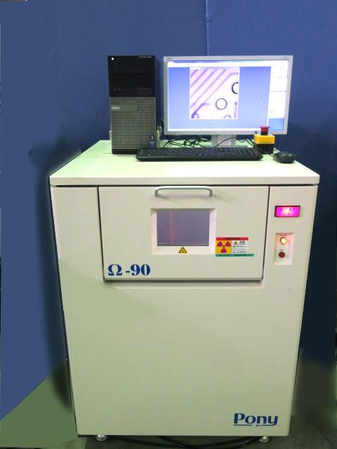 ポニー工業 X線検査装置 Ω-90