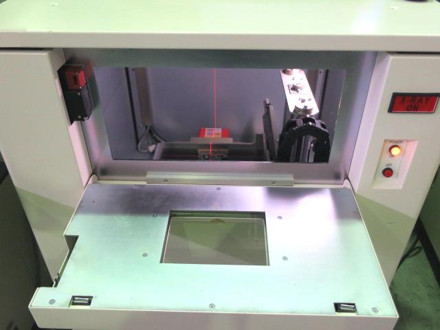 ポニー工業 デジタルX線検査装置 Dr.Fine Ω-90