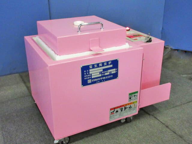 日陶科学 小型電気陶芸釜 STD-NU