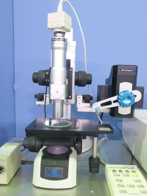 Micro Support Microscope built-in type Micromanipulator Quick Pro