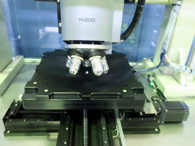 レーザーテック 共焦点顕微鏡 OPTELICS H1200