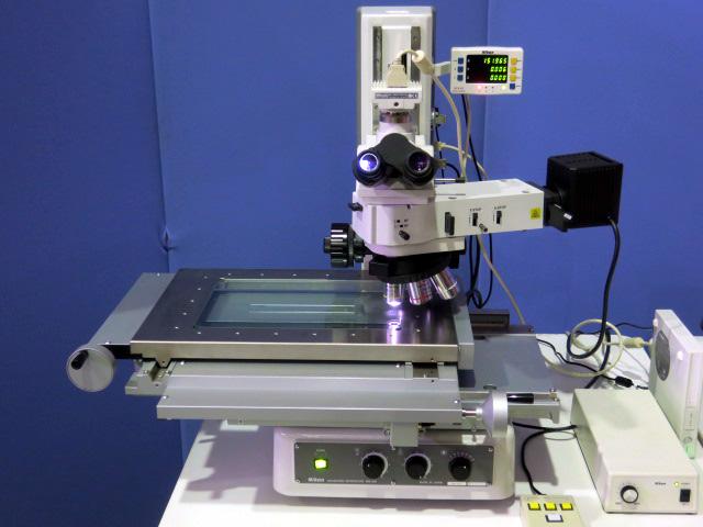 NIKON Mesure MicroScope MM-800